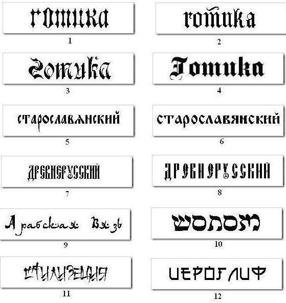 Арабская Вязь Шрифт Кириллица